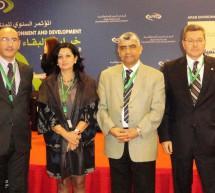 الشبكة العربية تشارك في مؤتمر المنتدى العربي للبيئة في بيروت