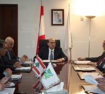 وزير البيئة دعا الى تبنّي المخطط التوجيهي للمقالع والكسارات