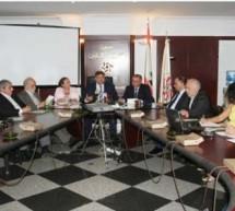 رئيس جمعية الصناعيين أعلن انشاء مكتب مساندة الانتاج الاخضر