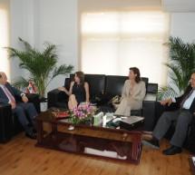 وزير البيئة التقى وفد اللجنة الوطنية لل IUCN