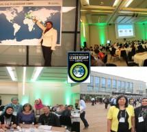 منح هيام كريدية شهادة قائد لواقع المناخ