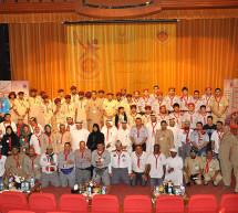 كشافة البيئة تشارك في دورة تخصصية في الإمارات