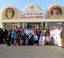 اتحاد كشاف لبنان يختتم مشاركته في الدورة التخصصية لتاهيل قادة الفرق الكشفية للمعاقين في ابو ظبي