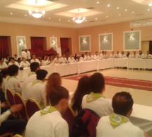 كشاف البيئة يشارك في المنتدى الوطني الأول للشباب الكشفي في تونس