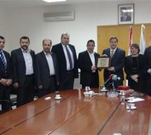 تعاون بين وزارتي الزراعة اللبنانية والاسبانية للادارة الغابات