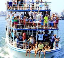 رحلة ل270 مهندس بيئي إلى جزيرة النخل في طرابلس