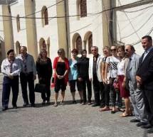 لقاء الثقافتين اللبنانية والاوكرانية في مقر لجنة رعاية البيئة