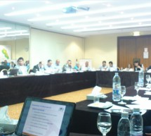 Workshop in Balamand on wildfire risk management