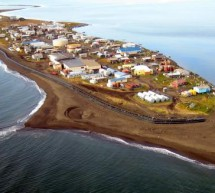 Climate change will cause Alaskan village to vanish under water within 10 years
