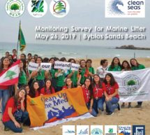 HEAD under Clean Seas Campaign in Lebanon 2019