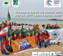 HEAD under Clean Seas Campaign in Lebanon 2019