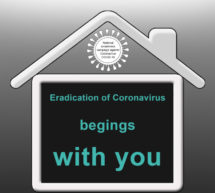 National awareness campaign against Coronavirus COVID-19